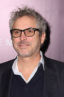 """NEW YORK, NY - FEBRUARY 04: Alfonso Cuaron at the New York Premiere Of Columbia Pictures' """"The Monuments Men"""" held at Ziegfeld Theater on February 4, 2014 in New York City, New York. (Photo by Jeffery Duran/Celebrity Monitor)"""