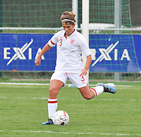 UEFA Women's Under 17 Championship - Second Qualifying round - group 1 : England - Iceland : .Paige Williams.foto DAVID CATRY / Vrouwenteam.be