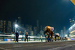 WAN CHAI,HONG KONG-DECEMBER 06: Track scene at Happy Valley Racecourse on December 6,2017 in Wan Chai,Hong Kong (Photo by Kaz Ishida/Eclipse Sportswire/Getty Images)
