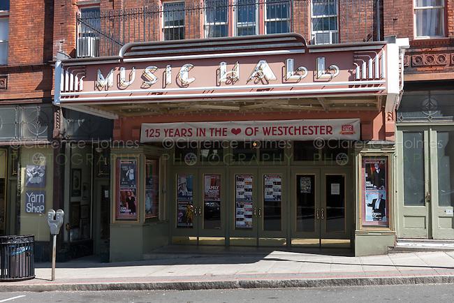 Tarrytown Music Hall in Tarrytown, New York