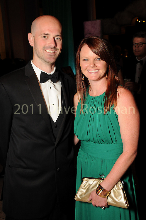 Kasey and Jonathan Scullion at the Ole! A Night in Old Mexico Gala at the Museum of Natural Science Saturday March 05,2016.(Dave Rossman Photo)