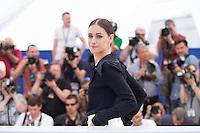 Ariane LABED - 69E FESTIVAL DE CANNES 2016 - PHOTOCALL DU FILM 'VOIR DU PAYS (THE STOPOVER)'