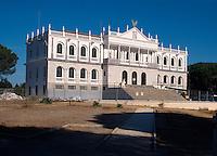 Spanien, Andalusien, Palacio de Acebron im  Naturpark Coto de Donana