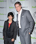 Sam Jaeger and Xolo Mariduena at The PaleyFest 2013 - Parenthood held at The Saban Theater in Beverly Hills, California on March 07,2013                                                                   Copyright 2013 Hollywood Press Agency