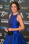 Ana Belen attend the 2015 Goya Awards at Auditorium Hotel, Madrid,  Spain. February 07, 2015.(ALTERPHOTOS/)Carlos Dafonte)