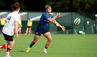 Saturday 5th September 2021<br /> <br /> Jules Fenelon during U18 Schools inter-pro between Ulster Rugby and Leinster at Newforge Country Club, Belfast, Northern Ireland. Photo by John Dickson/Dicksondigital