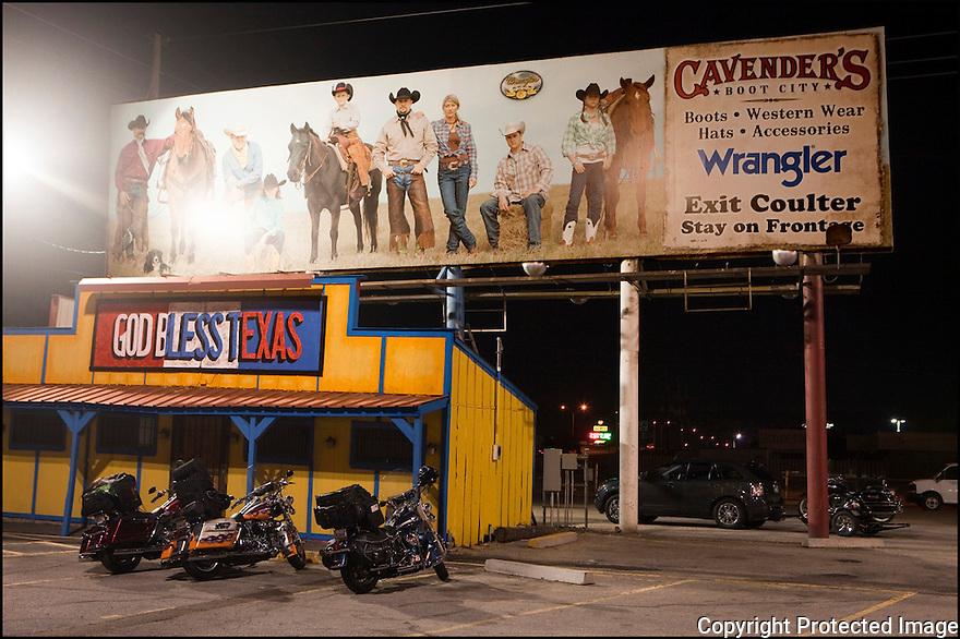 Texas- Route 66<br /> Amarillo