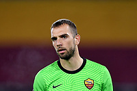 Pau Lopez of AS Roma reacts during the Europa League Group Stage A football match between AS Roma and CSKA Sofia at stadio olimpico in Roma (Italy), October, 29th, 2020. Photo Andrea Staccioli / Insidefoto