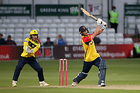 Tom Westley hits 6 runs for Essex during Essex Eagles vs Hampshire Hawks, Vitality Blast T20 Cricket at The Cloudfm County Ground on 11th June 2021
