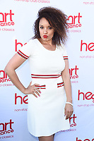 Pandora Christie<br /> arriving for the launch of new radio station Heart Dance at Global Radio, Leicester Square, London<br /> <br /> ©Ash Knotek  D3513  02/07/2019