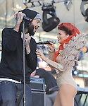 Neon Hitch with Gym Class Heroes live at The KIIS FM Wango Tango 2012 held at The Home Depot Center in Carson, California on May 12,2011                                                                   Copyright 2012  DVS / RockinExposures