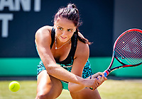 Den Bosch, Netherlands, 16 June, 2018, Tennis, Libema Open, Viktoria Kuzmova (SVK)<br /> Photo: Henk Koster/tennisimages.com