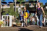SEP 3,2014:Calculator appears at the paddock in Del Mar Futurity Stakes at Del Mar in Del Mar,CA. Kazushi Ishida/ESW/CSM