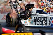 10-12 February, 2017, Pomona, California, USA Antron Brown, Matco Tools, top fuel dragster ©2017, Mark J. Rebilas