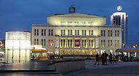 Oper opera Leipzig - augustusplatz place - wintergartenhochhaus . Foto: Norman Rembarz..Norman Rembarz , ( ASV-Autorennummer 41043728 ), Holbeinstr. 14, 04229 Leipzig, Tel.: 01794887569, Hypovereinsbank: BLZ: 86020086, KN: 357889472, St.Nr.: 231/261/06432 - Jegliche kommerzielle Nutzung ist honorar- und mehrwertsteuerpflichtig! Persönlichkeitsrechte sind zu wahren. Es wird keine Haftung übernommen bei Verletzung von Rechten Dritter. Autoren-Nennung gem. §13 UrhGes. wird verlangt. Weitergabe an Dritte nur nach  vorheriger Absprache..