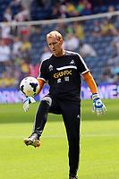 Pictured: Gerhard Tremmel.<br /> Sunday 01 September 2013<br /> Re: Barclay's Premier League, West Bromwich Albion v Swansea City FC at The Hawthorns, Birmingham, UK.