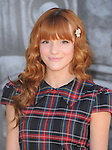 Bella Thorne  attends DreamWorks Animation SKG L.A. Premiere of Puss in Boots held at The Regency Village  Theatre in Westwood, California on October 23,2011                                                                               © 2011 DVS / Hollywood Press Agency