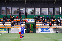 Illustrative photo of the female soccer game between the women teams of Zulte Waregem A Dames and KRC Genk Ladies B on the 1/16 th qualifying round for the Belgian Womens Cup 2020  2021 , on saturday 26 th of September 2020  in Zulte , Belgium . PHOTO SPORTPIX.BE | SPP | SEVIL OKTEM