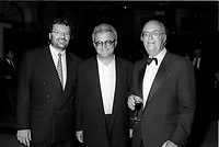 FILE -  Victor Loewy (M) a l'Ouverture du FFM le 25 aout 1994<br /> <br /> PHOTO : Agence Quebec Presse