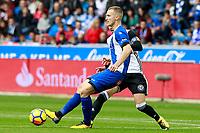 Deportivo Alaves' Rodrigo Ely during La Liga match. October 28,2017. (ALTERPHOTOS/Acero) /NortePhoto.com