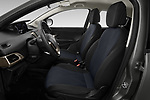 Front seat view of 2019 Lancia Ypsilon Gold 5 Door Hatchback Front Seat  car photos