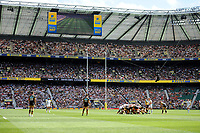 General view of the Premiership Rugby Final at Twickenham Stadium on Saturday 27th May 2017 (Photo by Rob Munro)