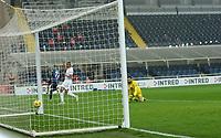 Bergamo  06-02-2021<br /> Stadio Atleti d'Italia<br /> Serie A  Tim 2020/21<br /> Atalanta- Torino nella foto:    Atalanta goal Ilicic                                                      <br /> Antonio Saia Kines Milano