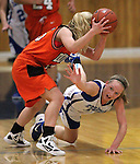 DHS @ CHS girls basketball 012712