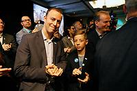 Premier jour du conseil general de la Coalition Avenir Quebec<br /> , le 25 mai 2019.<br /> <br /> PHOTO :  Agence Quebec Presse