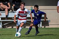 Stanford Soccer M v University of Washington, April 17, 2021