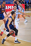League ACB-ENDESA 2020/2021 - Game: 1.<br /> Barça vs Hereda San Pablo Burgos: 89-86.<br /> Thomas Heurtel vs Xavi Rabaseda.