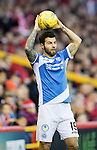 Aberdeen v St Johnstone…10.12.16     Pittodrie    SPFL<br />Richie Foster<br />Picture by Graeme Hart.<br />Copyright Perthshire Picture Agency<br />Tel: 01738 623350  Mobile: 07990 594431