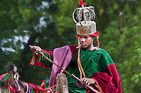 Guard Closing his Sword (Dogari)