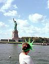 New York September 2006. CREDIT Geraint Lewis