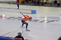 SPEEDSKATING: HEERENVEEN: 10-01-2020, IJsstadion Thialf, European Championship distances, 1500m Men, Koen Verweij (NED), ©foto Martin de Jong