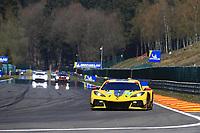 #63 CORVETTE RACING (USA) CHEVROLET CORVETTE C8.R LMGTE PRO - ANTONIO GARCIA (ESP)/ OLIVER GAVIN (GBR)