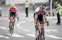 Tiesj Benoot (BEL/Sunweb) trying to force a break<br /> <br /> Stage 9 from Pau to Laruns (153km)<br /> <br /> 107th Tour de France 2020 (2.UWT)<br /> (the 'postponed edition' held in september)<br /> <br /> ©kramon