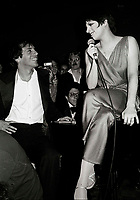Rubell Minelli6874.JPG<br /> New York, NY 1978 FILE PHOTO<br /> Liza Minelli, Steve Rubell<br /> Studio 54<br /> Digital photo by Adam Scull-PHOTOlink.net<br /> ONE TIME REPRODUCTION RIGHTS ONLY<br /> NO WEBSITE USE WITHOUT AGREEMENT<br /> 718-487-4334-OFFICE  718-374-3733-FAX