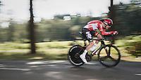 Lars Bak (DEN/Lotto-Soudal)<br /> <br /> 12th Eneco Tour 2016 (UCI World Tour)<br /> stage 2: Breda-Breda iTT (9.6km)