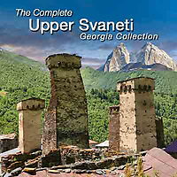 Pictures & Images of Upper Svaneti Villages  Svan Tower Houses,  Georgia (country)