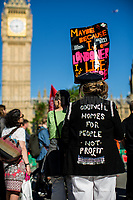 """25.05.2017 - """"Homes For All - Election Protest"""""""