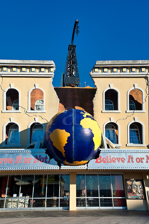 Ripley's Believe It or Not Museum, Atlantic City, New Jersey, USA