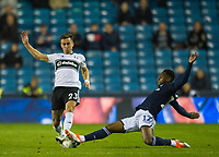 Millwall v Fulham - Carabao Cup third round - 25.09.2018