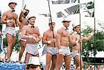 Gay Pride Parade, West Hollywood, 1982