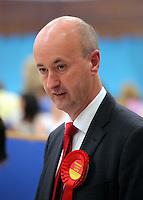 "Pictured: MP for Swansea Geraint Davies during the ballot count in Swansea. STOCK PICTURE<br /> Re: Swansea MP Geraint Davies has spoken to the Foreign Office about Amina Al-Jeffery, who is being kept locked by her father in Saudi Arabia<br /> Her solicitor claims she is being kept against her will in Saudi Arabia is prepared to meet her.<br /> Amina Al-Jeffery, 22, who was born and brought up in Swansea, was taken to Jeddah in 2012 by her father, Mohammed.<br /> Mr Al-Jeffery denied he was keeping her locked up at the High Court.<br /> Justice Holman said he must ""permit"" her return to the UK, but at a hearing on Tuesday, he agreed a visit by Ms Al-Jeffery's solicitor was the only way to ""get to the bottom of this matter"".<br /> Ms Al-Jeffery, who has dual nationality, said her father took the action against her will after she ""kissed a guy""."