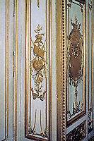 Detail of bath of Louis XV. Palace of Versailles.