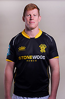 James Blackwell. 2021 Wellington Lions official rugby headshots at Rugby League Park in Wellington, New Zealand on Monday, 26 July 2021. Photo: Dave Lintott / lintottphoto.co.nz