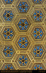 Coffered 24K Gold Ceiling Sala dei Gigli (Hall of Lilies) Palazzo Vecchio Florence