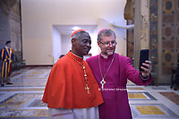 Cardinal Peter Kodwo Appiah Turkson, Pope Francis appoints 13 new cardinals at the 2019 Ordinary Public Consistory, choosing prelates whose lifelong careers reflect their commitment to serve the marginalized and local church communities, hailing from 11 different nations and representing multiple religious orders.