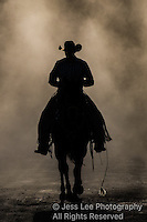 Cowboy in the dust photography Fine Art Limited Edition Photography Of American Cowboys and Cowgirls by Jess Lee